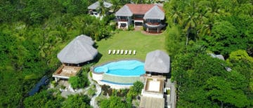 private luxury villa in the philippines