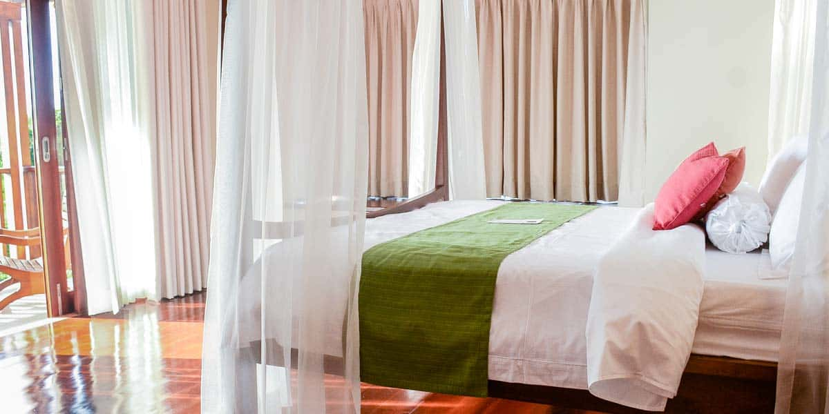 Oasis of Serenity Bedrooms and linens